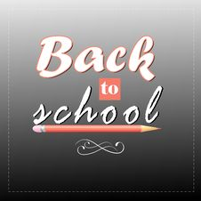 Free Back To School Royalty Free Stock Photos - 32717078