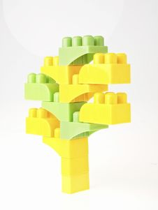 Free Tree Toy Stock Images - 32720224