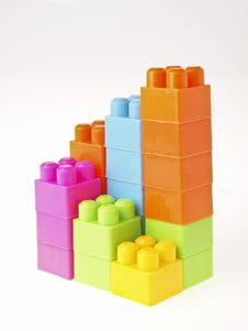 Free Colorful Tower Royalty Free Stock Photography - 32720287
