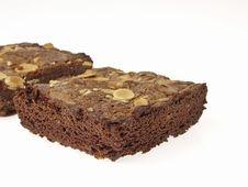 Free Pieces Of Brownies Stock Photos - 32720443