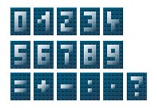Free Numbers And Mathematical Symbols Royalty Free Stock Images - 32727919