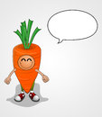 Free Carrot Character Stock Photography - 32734332