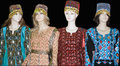 Free Mannequins Displaying Traditional Turkish Costumes Royalty Free Stock Images - 32739359