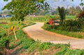 Free Road Warning Safety. Stock Photos - 32740583