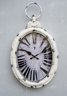 Free Street Clock Royalty Free Stock Image - 32744046