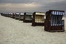 Free Beach Seats Stock Photos - 32746433