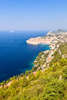 Free Dubrovnik - City In The South Of Croatia Stock Photos - 32767003