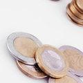 Free EU &x28;European Union Coins&x29; Stock Photography - 32776922
