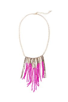 Free Pink Bead Necklace Royalty Free Stock Photo - 32774855