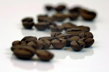 Free Coffee Beans. Stock Photography - 32774902