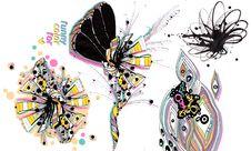 Free Beauty Imagination Spatter Royalty Free Stock Photos - 32776658