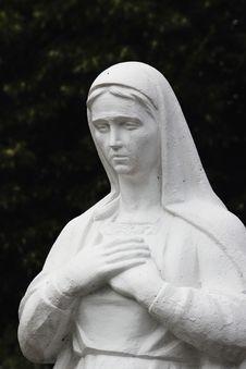 Free Virgin Mary Royalty Free Stock Image - 32776996