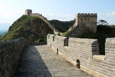 Free Jinshanling Great Wall Stock Photography - 32789192