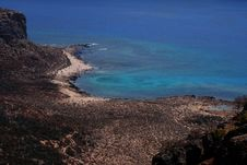 Free The Gramvousa Island Royalty Free Stock Image - 32789206