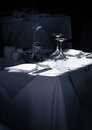 Free Restaurant Table Waiting For Guests Stock Images - 32796954