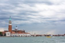 Free San Giorgio Maggiore, Venice Stock Photo - 32799360