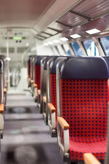 Free Train Seats Stock Photos - 32799453