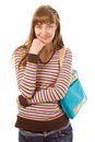 Free Woman Shopping With Bag Royalty Free Stock Photos - 3280848