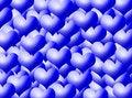 Free Hearts Background Stock Photo - 3286580