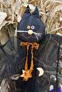 Free Black Cat Stock Image - 3289481