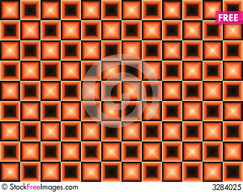 Free Orange And Black Background Royalty Free Stock Photo - 3284025