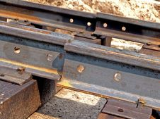Free Unfinished Railway Stock Photography - 3280022