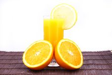 Free Juice Orange Stock Photo - 3280090