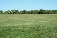 Free Field With Blue Sky Stock Photos - 3280093