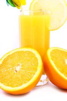Free Juice Orange Stock Image - 3280181