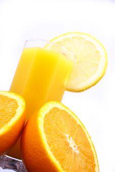 Free Juice Orange Stock Image - 3280201