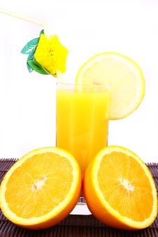 Free Juice Orange Royalty Free Stock Photography - 3280247