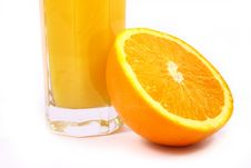 Free Juice Orange Royalty Free Stock Photo - 3280265