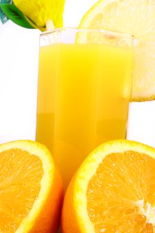 Free Juice Orange Royalty Free Stock Photography - 3280277