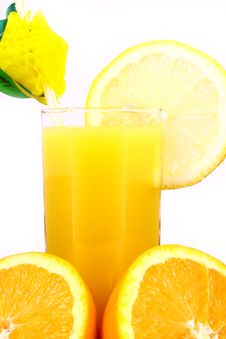 Free Juice Orange Stock Photography - 3280292