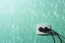Free Wall Outlets Stock Photos - 3280863