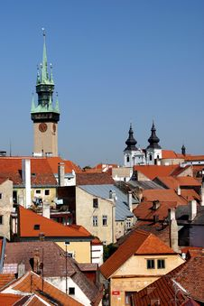 Free Znojmo - Czech Royalty Free Stock Image - 3281646