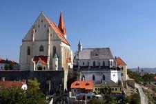 Free Church Stock Photography - 3281772