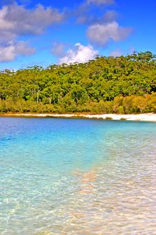 Free Fraser Island, Australia Royalty Free Stock Image - 3282696