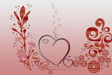 Free Valentine Background Stock Photo - 3283930