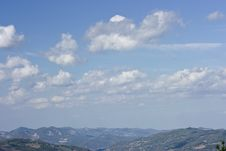 Free Landscape Of Apennines Stock Photos - 3284153