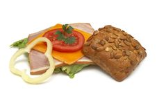Free Healthy Breakfast Royalty Free Stock Photo - 3286455