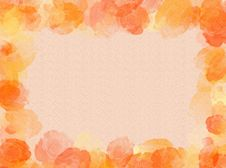 Free Roses Frame Stock Images - 3286594