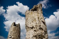 Free Rock And Sky Stock Photography - 3286692