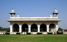 Free Diwan-i-Khas At Red Fort Stock Image - 3286741