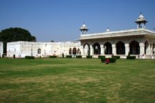 Free Diwan-i-Khas At Red Fort Stock Photos - 3286773