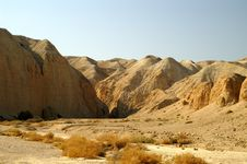 Free Arava Desert - Dead Landscape, Stock Photos - 3287003