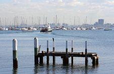 Free Tour Boat, Melbourne Australia Royalty Free Stock Photos - 3287748