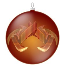 Free Christmas Ornament Royalty Free Stock Photos - 3287868