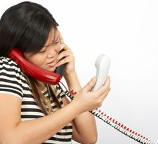 Free Phone Call Stock Image - 3288151