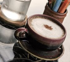 Free Cappuccino Stock Photography - 3288642